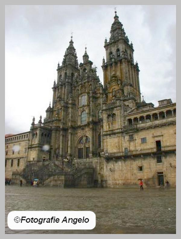 cathedraal Santiago