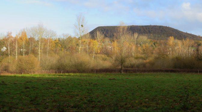 mijnberg in Wormdal