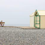 strandbankje